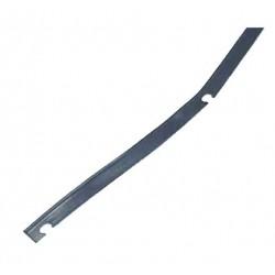 Zugband Kotflügel hinten schwarz (plastik)