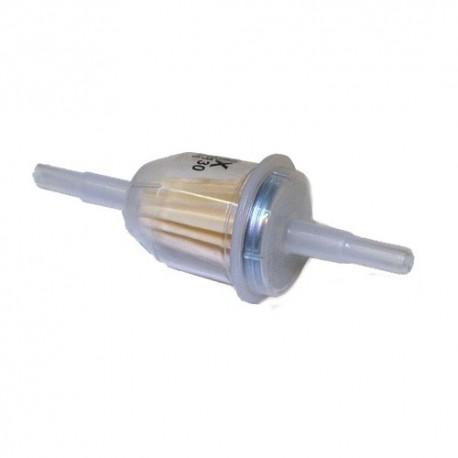 Benzinefilter plastic